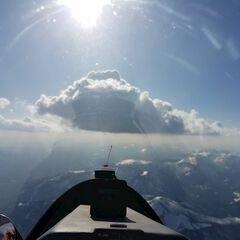 Verortung via Georeferenzierung der Kamera: Aufgenommen in der Nähe von Gemeinde Turnau, Österreich in 2748 Meter