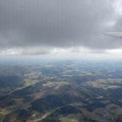 Verortung via Georeferenzierung der Kamera: Aufgenommen in der Nähe von Gemeinde Pitten, Österreich in 1500 Meter