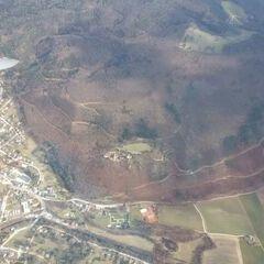 Verortung via Georeferenzierung der Kamera: Aufgenommen in der Nähe von Gemeinde Seebenstein, Österreich in 1600 Meter