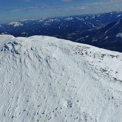 Flugwegposition um 13:24:03: Aufgenommen in der Nähe von Gaming, Österreich in 1756 Meter