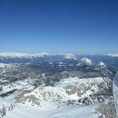 Flugwegposition um 13:43:31: Aufgenommen in der Nähe von Gemeinde Gröbming, 8962, Österreich in 2273 Meter