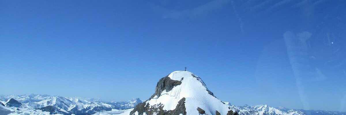 Flugwegposition um 11:54:28: Aufgenommen in der Nähe von Gemeinde Kalwang, 8775, Österreich in 1858 Meter