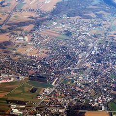 Flugwegposition um 14:31:09: Aufgenommen in der Nähe von Gemeinde Frantschach-Sankt Gertraud, Österreich in 2248 Meter