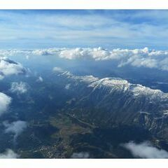 Flugwegposition um 14:52:11: Aufgenommen in der Nähe von Gemeinde Spital am Pyhrn, 4582, Österreich in 3860 Meter