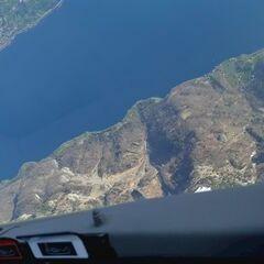 Verortung via Georeferenzierung der Kamera: Aufgenommen in der Nähe von Toggenburg, Schweiz in 2786 Meter