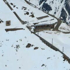 Flugwegposition um 15:23:24: Aufgenommen in der Nähe von Gemeinde Reißeck, Österreich in 2393 Meter