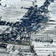Flugwegposition um 13:55:56: Aufgenommen in der Nähe von Gemeinde Puchberg am Schneeberg, Österreich in 1656 Meter