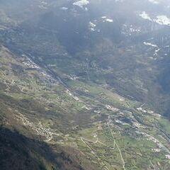 Verortung via Georeferenzierung der Kamera: Aufgenommen in der Nähe von 23010 Berbenno di Valtellina, Sondrio, Italien in 2600 Meter