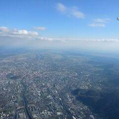 Flugwegposition um 15:12:09: Aufgenommen in der Nähe von Graz, Österreich in 1913 Meter