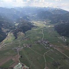 Verortung via Georeferenzierung der Kamera: Aufgenommen in der Nähe von Gemeinde Turnau, Österreich in 1800 Meter