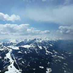 Verortung via Georeferenzierung der Kamera: Aufgenommen in der Nähe von Gemeinde Wagrain, 5602, Österreich in 2050 Meter