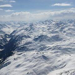 Verortung via Georeferenzierung der Kamera: Aufgenommen in der Nähe von Gemeinde St. Anton am Arlberg, 6580 St. Anton am Arlberg, Österreich in 3100 Meter