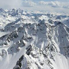 Verortung via Georeferenzierung der Kamera: Aufgenommen in der Nähe von Gemeinde Bürserberg, Bürserberg, Österreich in 2793 Meter