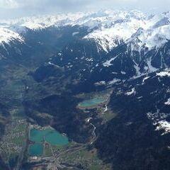 Verortung via Georeferenzierung der Kamera: Aufgenommen in der Nähe von Gemeinde Bludenz, Bludenz, Österreich in 2622 Meter