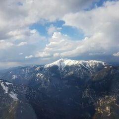 Verortung via Georeferenzierung der Kamera: Aufgenommen in der Nähe von Gemeinde Reichenau an der Rax, Österreich in 2100 Meter