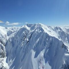 Flugwegposition um 13:01:39: Aufgenommen in der Nähe von Bad Mitterndorf, 8983, Österreich in 2183 Meter