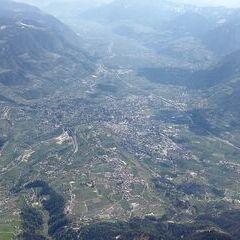Verortung via Georeferenzierung der Kamera: Aufgenommen in der Nähe von 39010 Riffian, Südtirol, Italien in 3000 Meter