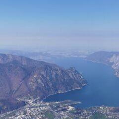 Verortung via Georeferenzierung der Kamera: Aufgenommen in der Nähe von Gemeinde Ebensee, 4802 Ebensee, Österreich in 1800 Meter