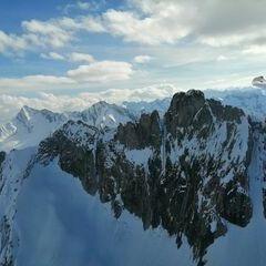 Verortung via Georeferenzierung der Kamera: Aufgenommen in der Nähe von Gemeinde Brandberg, 6290, Österreich in 3082 Meter
