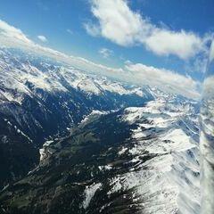Verortung via Georeferenzierung der Kamera: Aufgenommen in der Nähe von Gemeinde Hopfgarten in Defereggen, 9961, Österreich in 3400 Meter