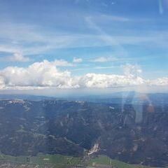 Flugwegposition um 12:31:46: Aufgenommen in der Nähe von Gemeinde Langenwang, Österreich in 2235 Meter