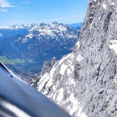Verortung via Georeferenzierung der Kamera: Aufgenommen in der Nähe von Weng im Gesäuse, 8913, Österreich in 2200 Meter