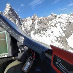 Verortung via Georeferenzierung der Kamera: Aufgenommen in der Nähe von Gemeinde Filzmoos, 5532, Österreich in 2500 Meter