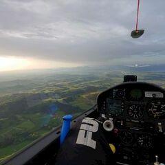 Verortung via Georeferenzierung der Kamera: Aufgenommen in der Nähe von Gemeinde Frankenburg am Hausruck, Frankenburg am Hausruck, Österreich in 1600 Meter