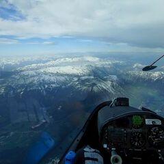 Verortung via Georeferenzierung der Kamera: Aufgenommen in der Nähe von Gemeinde Bad Aussee, 8990 Bad Aussee, Österreich in 3900 Meter