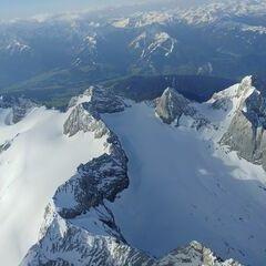 Verortung via Georeferenzierung der Kamera: Aufgenommen in der Nähe von Gemeinde Gosau, Österreich in 3800 Meter