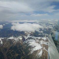 Verortung via Georeferenzierung der Kamera: Aufgenommen in der Nähe von St. Nikolai im Sölktal, 8961, Österreich in 4200 Meter