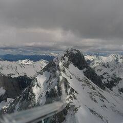 Verortung via Georeferenzierung der Kamera: Aufgenommen in der Nähe von Gemeinde Schoppernau, Österreich in 2400 Meter