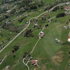 Verortung via Georeferenzierung der Kamera: Aufgenommen in der Nähe von Gemeinde Schruns, 6780, Österreich in 1725 Meter