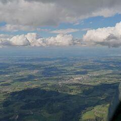 Verortung via Georeferenzierung der Kamera: Aufgenommen in der Nähe von Toggenburg, Schweiz in 2481 Meter