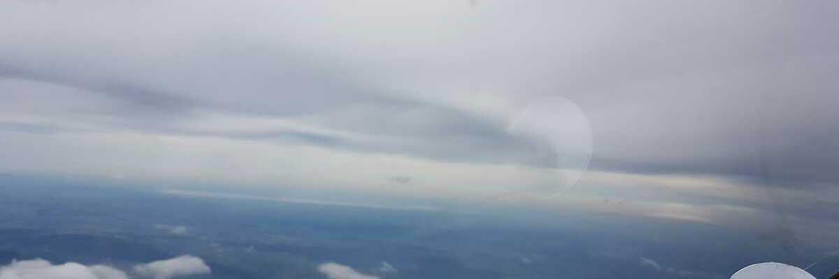 Flugwegposition um 08:32:44: Aufgenommen in der Nähe von Gemeinde Puchberg am Schneeberg, Österreich in 3018 Meter