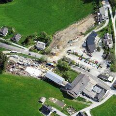 Flugwegposition um 13:29:04: Aufgenommen in der Nähe von Gemeinde Naintsch, Österreich in 1723 Meter