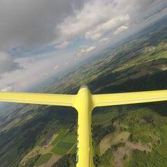 Verortung via Georeferenzierung der Kamera: Aufgenommen in der Nähe von Gemeinde Stroheim, Österreich in 1300 Meter