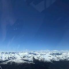 Flugwegposition um 12:39:14: Aufgenommen in der Nähe von 39024 Mals, Südtirol, Italien in 3462 Meter