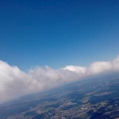 Verortung via Georeferenzierung der Kamera: Aufgenommen in der Nähe von Regen, Deutschland in 2300 Meter