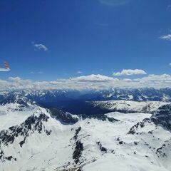 Verortung via Georeferenzierung der Kamera: Aufgenommen in der Nähe von Gemeinde Kartitsch, Kartitsch, Österreich in 3000 Meter