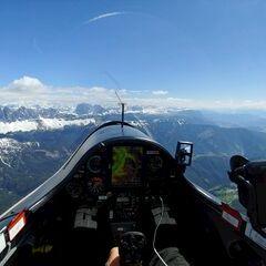 Verortung via Georeferenzierung der Kamera: Aufgenommen in der Nähe von 39042 Brixen, Südtirol, Italien in 3200 Meter