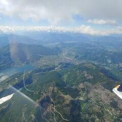 Verortung via Georeferenzierung der Kamera: Aufgenommen in der Nähe von 38056 Levico Terme, Trentino, Italien in 3300 Meter