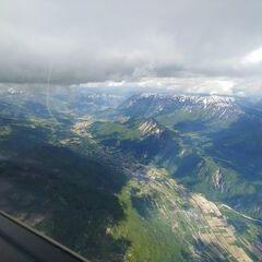 Verortung via Georeferenzierung der Kamera: Aufgenommen in der Nähe von 38056 Levico Terme, Trentino, Italien in 3200 Meter