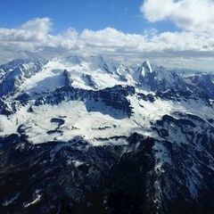 Verortung via Georeferenzierung der Kamera: Aufgenommen in der Nähe von 32020 Livinallongo del Col di Lana, Belluno, Italien in 3200 Meter