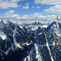 Verortung via Georeferenzierung der Kamera: Aufgenommen in der Nähe von 39038 Innichen, Südtirol, Italien in 2900 Meter