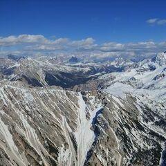 Verortung via Georeferenzierung der Kamera: Aufgenommen in der Nähe von 39030 Prags, Südtirol, Italien in 2900 Meter