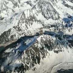 Verortung via Georeferenzierung der Kamera: Aufgenommen in der Nähe von Gemeinde Silz, Silz, Österreich in 3176 Meter