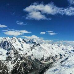 Verortung via Georeferenzierung der Kamera: Aufgenommen in der Nähe von Maloja, Schweiz in 3495 Meter