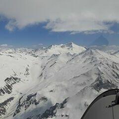 Verortung via Georeferenzierung der Kamera: Aufgenommen in der Nähe von Gemeinde Neukirchen am Großvenediger, Österreich in 3400 Meter