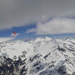 Verortung via Georeferenzierung der Kamera: Aufgenommen in der Nähe von Gemeinde Krimml, Österreich in 3260 Meter